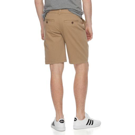 Men's Urban Pipeline® MaxFlex Stretch Twill Flat Front Shorts