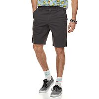 Men's Urban Pipeline® MaxFlex Stretch Twill Flat Front Shorts