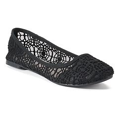 SO® Sawfish Women's Ballet Flats