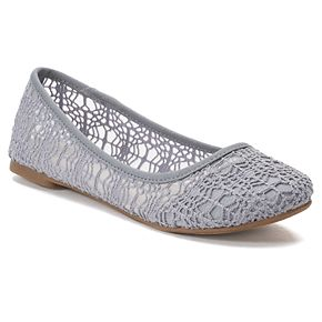 SO® Sawfish Women's Ballet ... Flats for sale finishline cheap USA stockist sale big discount discount best seller outlet great deals 82uGUz1