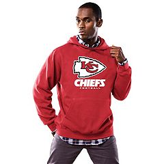 Men's Majestic Kansas City Chiefs Critical Victory III Hoodie