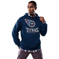 Men's Majestic Tennessee Titans Critical Victory III Hoodie