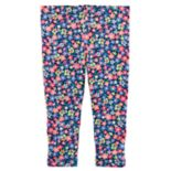 Toddler Girl Carter's Ditsy Floral Leggings