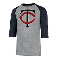 Men's '47 Brand Minnesota Twins Club Tee