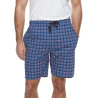 Men's Chaps Printed Knit Sleep Shorts