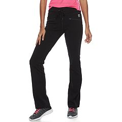 Women's FILA SPORT® Zip Pocket Workout Pants