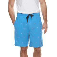 Men's Chaps Printed Sleep Shorts