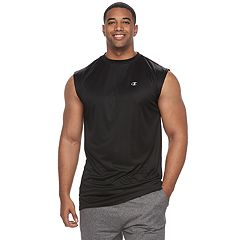 Big & Tall Champion Double Dry Performance Muscle Tee