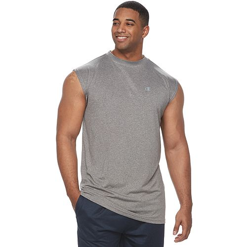 4f5f41de4 Big & Tall Champion Double Dry Performance Muscle Tee
