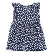 Baby Girl Carter's Heart Print Dress