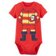 Baby Boy Carter's Fireman Bodysuit