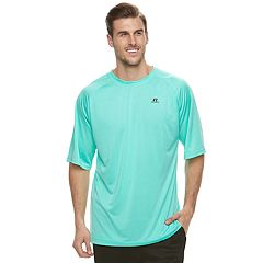 Big & Tall Russell Dri-Power Soft Hand Tee