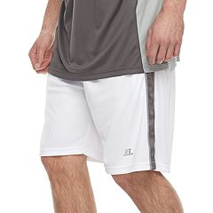 Big & Tall Russell Striped Athletic Shorts