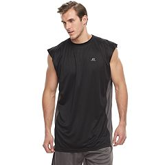 Big & Tall Russell Dri-Power Performance Muscle Tee