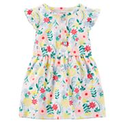 Baby Girl Carter's Floral Print Dress