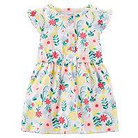 Baby Girl Carter's Floral Print Dress