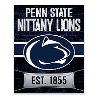 Penn State Nittany Lions Brickyard Canvas Wall Art