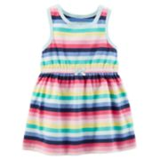 Baby Girl Carter's Striped Dress