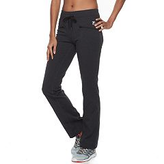 Women's FILA SPORT® Zipper Pocket Workout Pants