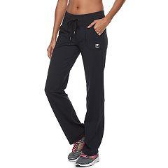 Women's FILA SPORT® Knit Workout Pants