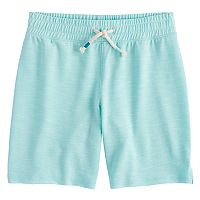 Girls 7-16 & Plus Size SO® Core Midi Shorts