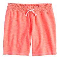 Girls 7-16 & Plus Size SO® Core Midi Shorts
