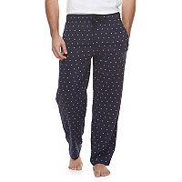 Men's Chaps Printed Rayon Sleep Pants