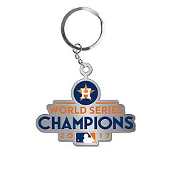Forever Collectibles Houston Astros 2017 World Series Champions Keychain