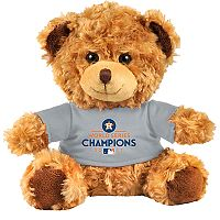 Forever Collectibles Houston Astros 2017 World Series Champions Teddy Bear