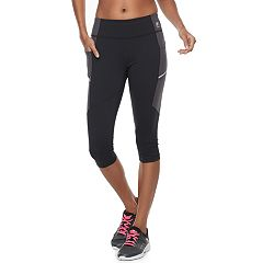 Women's FILA SPORT® Side Pocket Capri Leggings