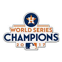 Forever Collectibles Houston Astros 2017 World Series Champions Magnet