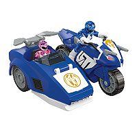 Fisher-Price Imaginext Power Rangers Triceratops Battle Bike