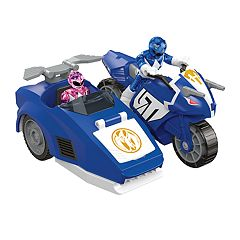 Fisher-Price Imaginext Power Rangers Triceratops Battle Bike