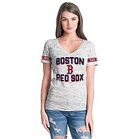 Women's Boston Red Sox Space dye Tee