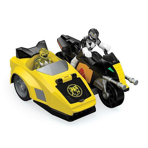 Fisher-Price Imaginext Power Rangers Mastadon Battle Bike