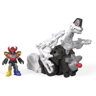 Imaginext Power Rangers Megazord & Titanus Set by Fisher-Price