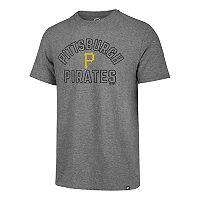Men's '47 Brand Pittsburgh Pirates Match Tee