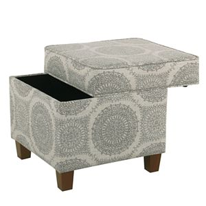 Awe Inspiring Carter Square Storage Ottoman Pdpeps Interior Chair Design Pdpepsorg