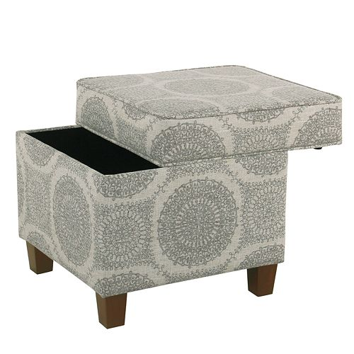Marvelous Sonoma Goods For Life Klein Storage Ottoman Ncnpc Chair Design For Home Ncnpcorg