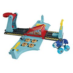 Fisher-Price Blaze & The Monster Machines Tune & Jump Garage