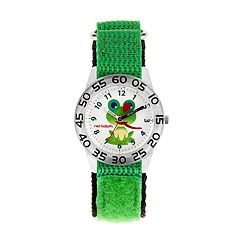 Red Balloon Kids' Frog Time Teacher Watch
