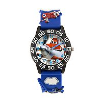 Disney / Pixar Planes Dusty Crophopper Time Teacher Watch