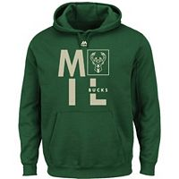 Men's Milwaukee Bucks We Play To Win Hoodie
