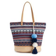 SONOMA Goods for Life™ Claire Striped Tote
