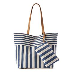SONOMA Goods for Life™ Reversible Tote & Coin Pouch Set