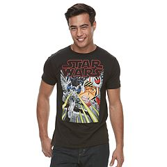 Men's Manga Star Wars Tee