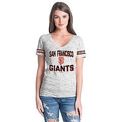 Women's San Francisco Giants Space dye Tee
