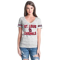 Women's St. Louis Cardinals Space dye Tee