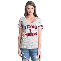 Women's Texas Rangers Space dye Tee