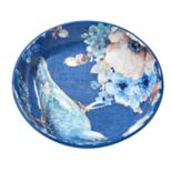 Certified International Indigold Bird Serving Bowl